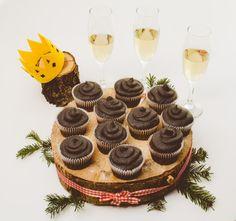 Cupcakes · Cupcakes originales · Carbón dulce · Dia de Reyes · Reyes Magos ·Reis Mags · Carbón de Reyes · Postres · Recetas · Party · Organización eventos  www.lovewithlove.es