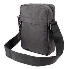 Men Travel Passport Shoulder Bag Cross Body Sling Chest Bag Danim Canvas Style ** Learn more by visiting the image link. (Note:Amazon affiliate link)