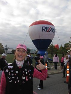 As a breast cancer survivor, RE/MAX CEO Margaret Kelly leads the company's partnership with Susan G. Komen with passion!