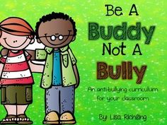 This anti-bullying curriculum is full of posters and activities to help raise the awareness of the effects of bullying. It includes activities to do with your class, craftivities, thinking maps, writing prompts, posters, and handouts for parents.
