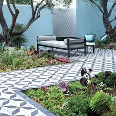 decorative garden tiles our top tips to prep your home for fall graphic patterns decorative decorative patio tiles