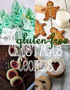 50 Gluten-Free Christmas Cookie Recipes | www.theroastedroot.net