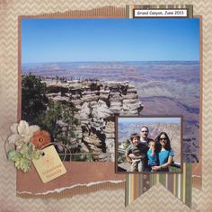 Grand Canyon 2013 - Scrapbook.com