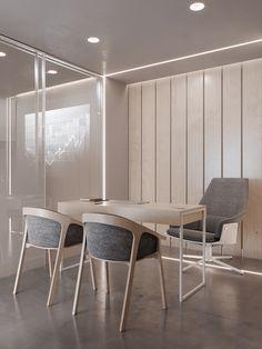 Modern Office Design, Office Interior Design, Office Interiors, Interior Decorating, University Rooms, Workspace Design, Interior Architecture, Living Room Decor, Furniture Design