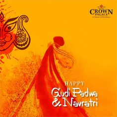 Wish you all A Happy Gudi Padwa & Navratri  Hotel Crown Palace #GudiPadwa #Navratri - facebook.com/rlwonderland