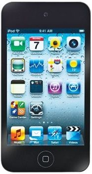 Apple iPod 8GB (4th Generation) Black Touch