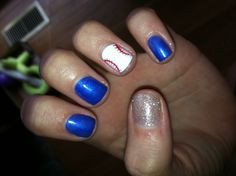The nails of a cleat chaser