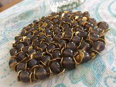 Grey Agate & Grecian Gold handmade links #kkajoux #irishcraft #irishdesign #agate Iris, Agate, H Design, Candy, Jewellery, Chocolate, Gold, Handmade, Jewels