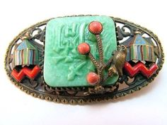 Chinese Brooche