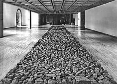 ✶Richard LONG - Stone Line (1977)