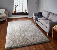 8x11 Shag Rug Wool Area Rugs, Blue Area Rugs, Cream Area Rug, Blue Ivory, Throw Rugs, Shag Rug, Barrel, Hardwood, Indoor
