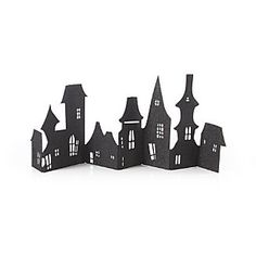 Haunted Village--Crate and Barrel