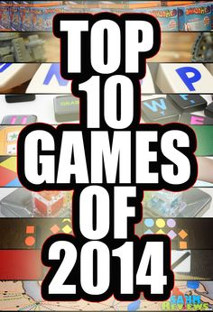 We played 100's of hours of new board games this year. This is the culmination of all that work - our favorites that we keep playing! - SahmReviews.com