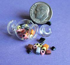 Tiny Candy Jar | 58 Very Tiny Cute Things