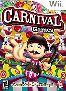 Carnival Games - Nintendo Wii Carnival Games Wii de412c0ae