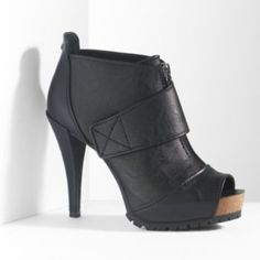 Bought these and I love them! Simply Vera Vera Wang Shooties