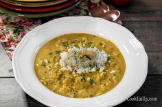 """Mulligatawny"" Η ινδική κοτόσουπα που θα σας καταπλήξει! | My Review Mulligatawny, Curry, Ethnic Recipes, Food, Curries, Essen, Meals, Yemek, Eten"