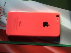 iPhone 5 color rosa