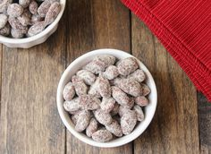 """Low Carb """"Puppy Chow"""" Almonds - Holistically Engineered"""