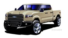 2015 Ford Atlas Concept Takes Shape