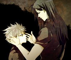 Illumi Zoldyck ~ HunterXHunter ~ Hunter x Hunter ~ HxH ~ Zoldyck Family ~ Anime ~ Killua