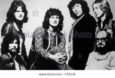 Colosseum Promotional Photo Of Uk Pop Group About 1971 With Dick Stock Photo, Picture And Royalty Free Image. Pic. 51328572