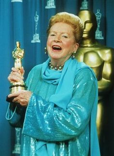 Deborah Kerr (1921 - 2007) holds the record for the most Academy Award nominations for Best Actress without a win (six), but that was made up for in 1994, when she was given an Honorary Oscar for her screen achievements.