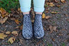 Panterprint schoenen, sascha