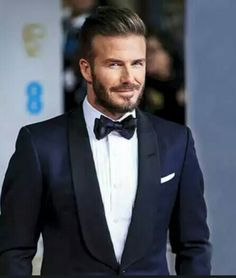 David Beckham. Aging like fine wine.