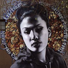 #la #igersla #elmac #retna #streetart #graffiti