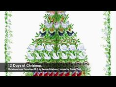 Christmas Jazz Favorites - 12 Days of Christmas arranged by Lennie Niehaus saxes by Thuan Thai 12 Days Of Christmas, Jazz, Youtube, Jazz Music, Youtubers, Youtube Movies