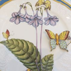 Anna Weatherly designs. Beautiful porcelains.
