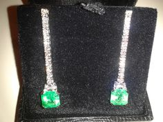 Smeraldi kt.4,10 Diamanti kt.1,00 by BALLARIN
