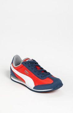5f2950a0eb1 PUMA  Whirlwind Jr.  Sneaker (Toddler