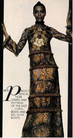 Princess Elizabeth of Toro - Harpers Bazaar