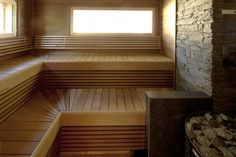 . Spa Rooms, Sauna Room, Workout Rooms, Hotel Spa, Beautiful Space, Fitness Inspiration, Stairs, Bathroom, Saunas