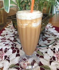Starbucks® Caramel Frappuccino Copycat** Ninja Coffee Bar Recipes, Coffee Drink Recipes, Starbucks Recipes, Ninja Recipes, Coffee Drinks, Starbucks Caramel Frappuccino, Frappuccino Recipe, Latte Recipe, Recipe Recipe