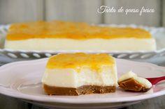 Tarta de queso fresco (MisThermorecetas)