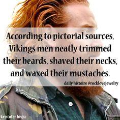 27 Interesting Facts About The Viking Lifestyle – Norse Mythology-Vikings-Tattoo Viking Beard, Viking Men, Viking Life, Viking Warrior, Viking Ship, Fire Warrior, Norse Pagan, Norse Mythology, Viking Facts