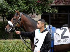 Lentenor, Barbaro's Brother, to stud at Calumet Farm