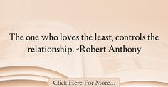 Robert Anthony Quotes About Relationship - 57440