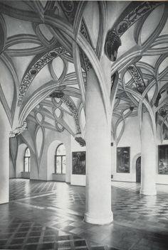 Berliner Schloss Erasmuskapelle in den 20ern