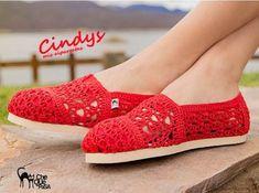 CheQUéPaSA - alpargatas tejidas a crochet verano 2016 | Zapalook - Moda en Zapatos 2017