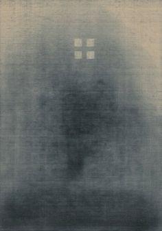Johan de Wilde  History 005, 2010  pencil and graphite on archival cardboard  30 x 21 cm / mystery