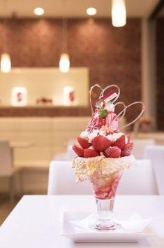 春にかけて女の子がどうしても食べたくなってしまうもの…、そうイチゴです。器の中も - Yahoo!ニュース(東京ウォーカー)