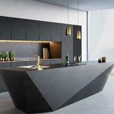 Kovinoplastika Kitchen's by OrangeGraphics. #Almondesign