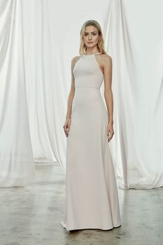 17521465464b Emma - Amsale - Bridesmaids | Amsale Amsale Bridesmaid, Bridesmaid Dresses, Wedding  Dresses,