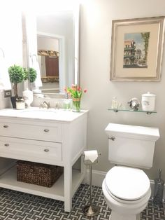 Condo Bathroom Makeover Reveal — Vintage Refined