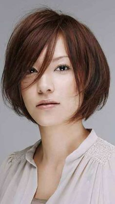 Asian Short Hairstyle Ideas For Modern Girls