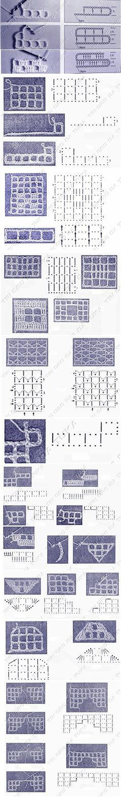 "FILET CROCHET Filet in French simply means 'net or a mesh"". So filet crochet is Crochet patterns made in a net or a grid. It  uses just 3 basic stitches like the chain stitch, the doubl…"